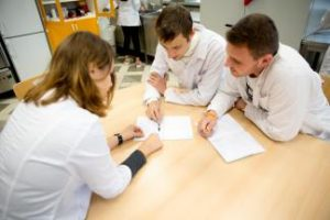 International Researchers Are Feeling at Home in KTU Laboratories