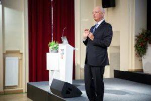 Professor Klaus Schwab: There Is a Lack of Skills, Not Jobs