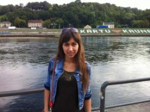 Damira Smagulova from Kazakhstan: KTU Students Get Much More Practical Experience