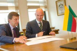 Gruppo Fos to Establish Biomedical Engineering Research Centre in Santaka Valley, Kaunas
