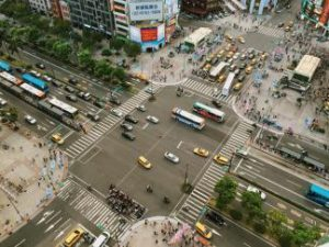 Lithuanian Scientists Are Developing Software for Predicting Urban Areas' Safety, Usage and Social Functions