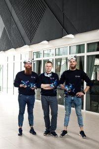 KTU DrON is the first academic drone racing team in Lithuania.