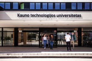 KTU is one of two Lithuanian universities in THE Emerging Economies Rankings