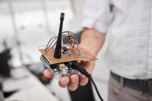 The group of scientists from Kaunas University of Technology (KTU), Lithuania has invented the innovative method for indoor positioning of people and things using wireless network.