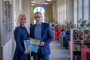 The Physical Education pack for the 2nd grade created by KTU educational scientists won a special jury prize in Best European Learning Materials Awards in Frankfurt Book Fair 2018