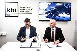 KTU has opened state-of-the-art Auto Diagnostics Lab unique in Lithuania