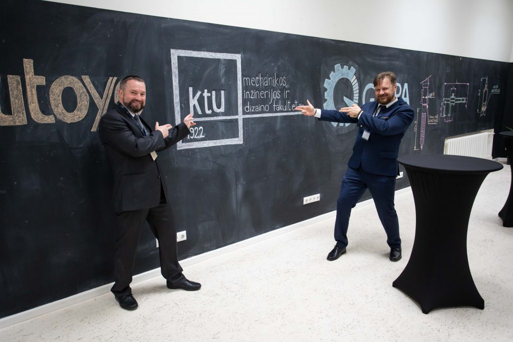 State-of-the-art Geometric Measurements Lab opened at KTU - Kaunas