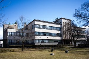135-thousand-dollar conservation grant from Getty Foundation for Kaunas modernist architecture
