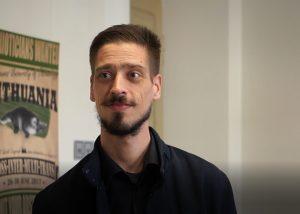 Dr Florian Rabitz, KTU Faculty of Social Sciences, Arts and Humanities