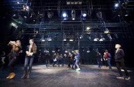 Backstage Tour at Kaunas National Drama Theatre