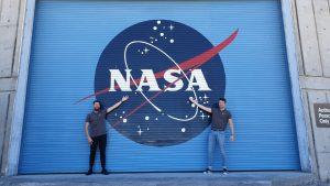 NASA interns will continue their research at KTU laboratories
