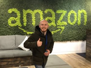 Lithuanian software engineer's success story in Amazon
