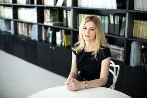 Dr Kristina Ukvalbergienė, Director of KTU Department of Academic Affairs