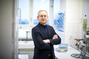 The work of KTU professor Vytautas Getautis, inventor of record efficient solar cells, was published in Science Magazine