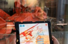 Interactive game created by Lithuanian team won World Summit Awards