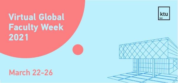 Global Faculty Week KTU