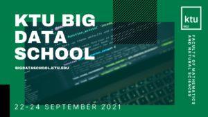 KTU Big Data School 2021