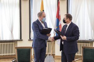 KTU, Teltonika agreement
