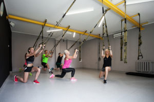 KTU sports professionals created 5-exercise-workout to improve physical wellbeing