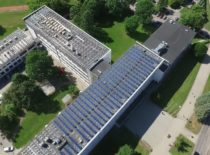 KTU EEF stogas su saules baterijomis2