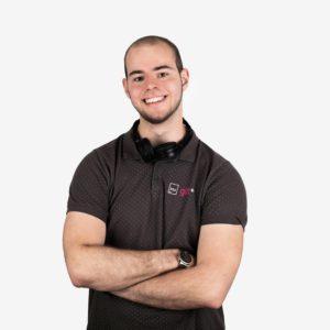 Lukas Arlauskas, a third-year KTU Software Systems student