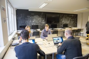 More than two thousand new students joined KTU this autumn