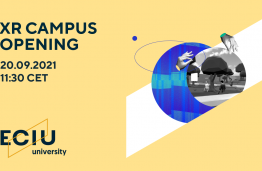 ECIU University opens the first in Europe virtual reality campus